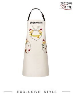 DSQUARED2 Kitchen aprons - Item 58015111