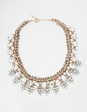 ALDO Asoewia Drops From Chain Necklace