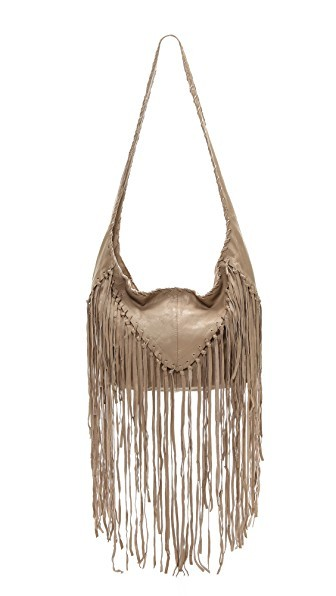 Freneje Fringe Shoulder Bag