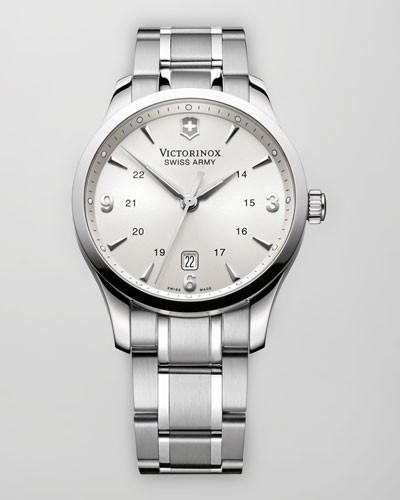 Alliance Watch, Silver