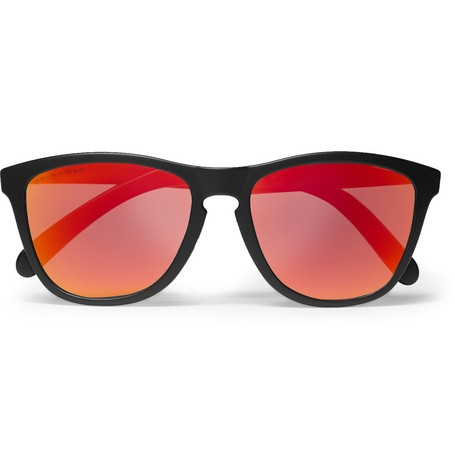 Frogskin Square-Frame Polarised Sunglasses