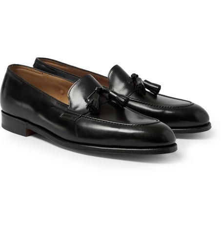 Truro Leather Tassel Loafers