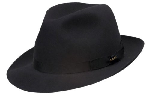 Christys of London Mens Trilby Fur Felt Hat