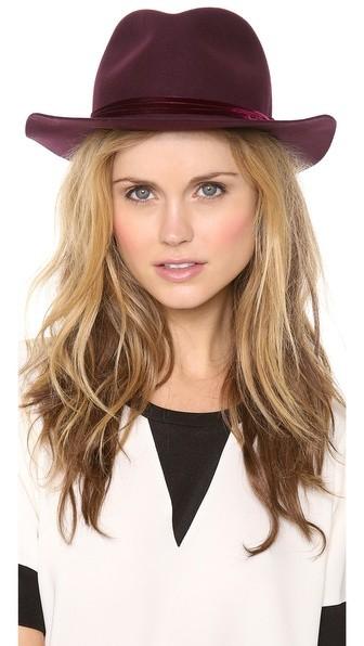 Range Trilby Hat