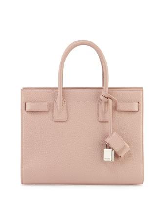 Sac de Jour Small Carryall Bag, Pale Blush