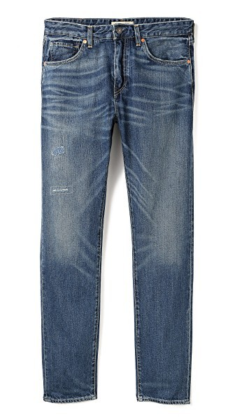 Shuttle Straight Fit Jeans