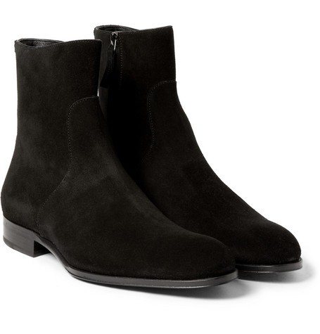 Trane Suede Boots