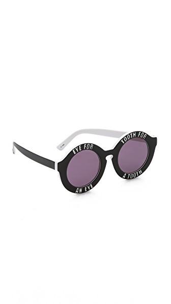 On a Promise / Eye for an Eye Sunglasses