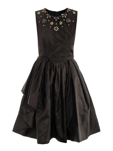 Radzimer embellished dress
