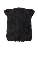 Felix Beanie in Black