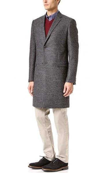 Wellardon Palatine Melange Top Coat