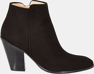 Daddy Point-Toe Ankle Boots