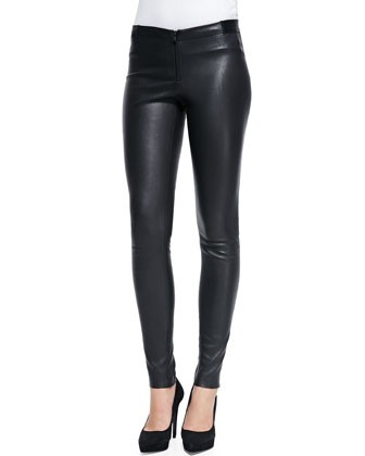 Leather Leggings - Alice + Olivia