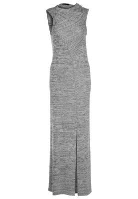 FATIMA - Maxi dress - grey