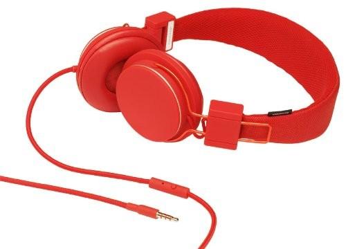 UrbanEars Plattan Headphones (4090063) - Red
