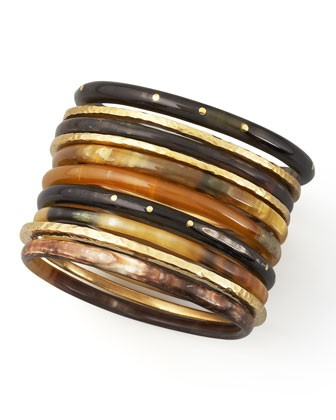 Bamba Bangle Set - Ashley Pittman