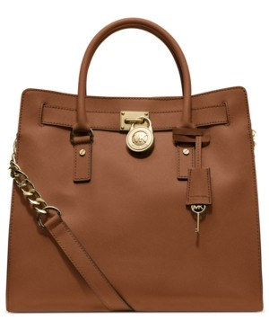 Michael Kors Hamilton North South Tote