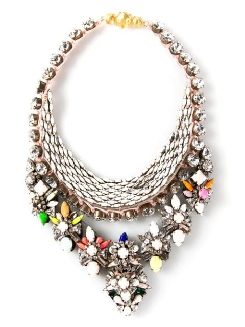 'River Cosmic' necklace