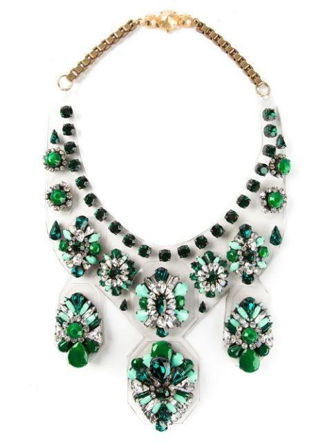 extra large 'Primavera' necklace