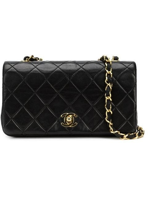 mini quilted cross body bag