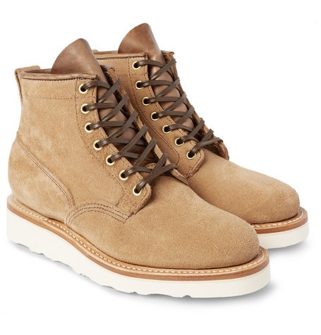 Scout Roughout-Leather Boots
