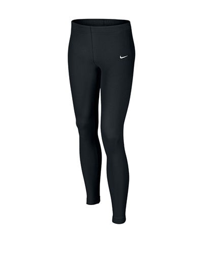 NIKE Solid Tights