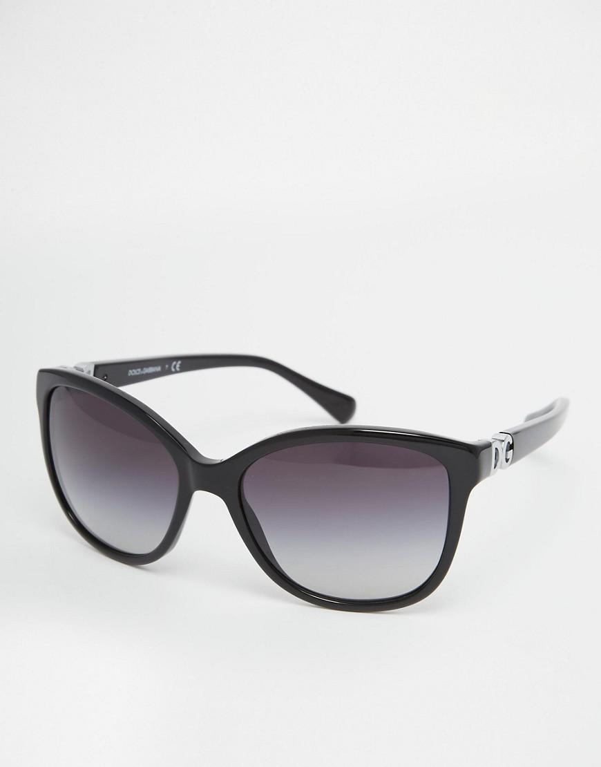 Dolce & Gabbana D Frame Sunglasses