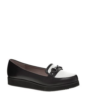 Shellys London Krucky Flatform Snaffle Loafer Shoes