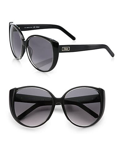 Llima Oversized Round Sunglasses