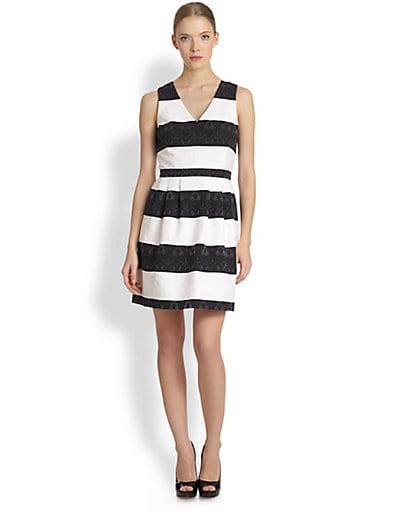Novelty Stripe Dress