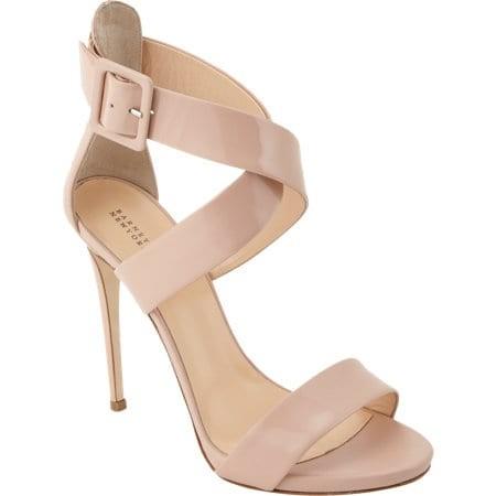 Crisscross Ankle-strap Sandal