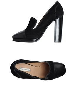 DRIES VAN NOTEN Moccasins with heel - Item 44508299