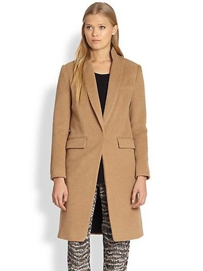 Roseburg Camel Coat