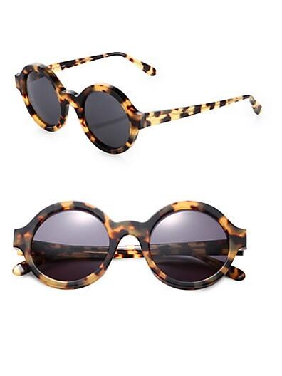Frieda Round Sunglasses