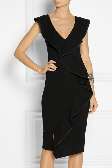 Modern Icons stretch-jersey dress