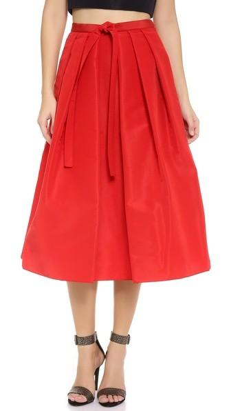 Faille Skirt