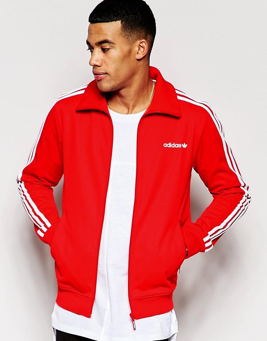 adidas Originals Beckenbauer Track Jacket AJ6953