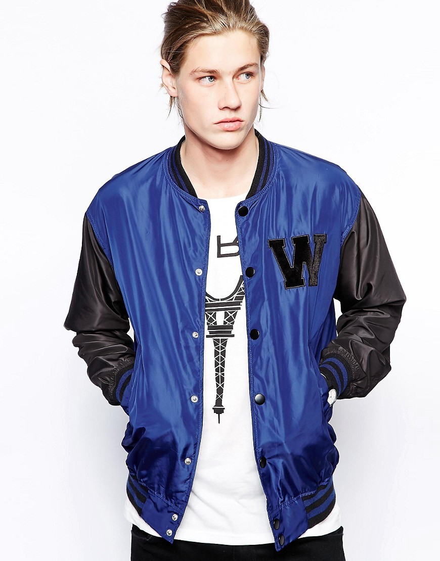 Weekday Base Varsity Jacket