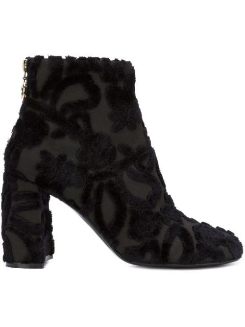 'Brocade' boots