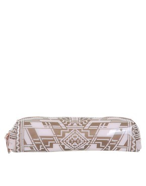 Ted Baker 5th Avenue Print Small Make Up Bag