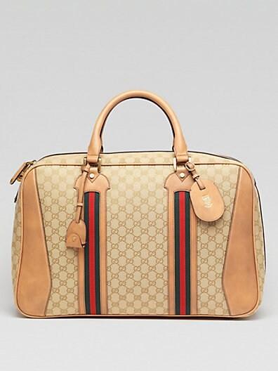 Original GG Top-Handle Suitcase