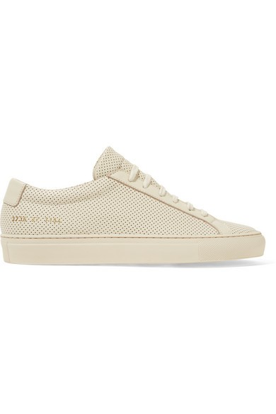 Original Achilles perforated leather sneakers
