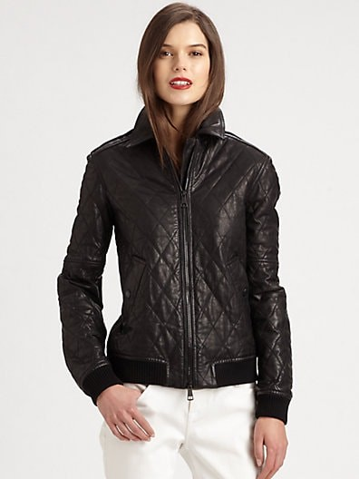 Eastburn Leather Jacket