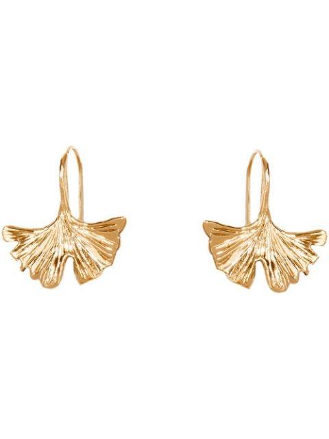 'Tangerine' small earrings