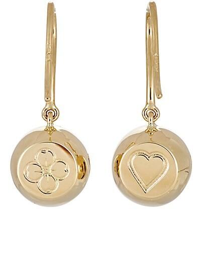 Telemaque Bell Earrings