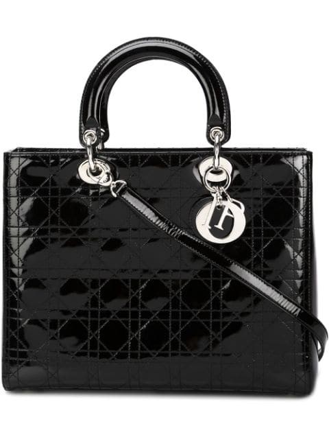 'Lady Dior' tote