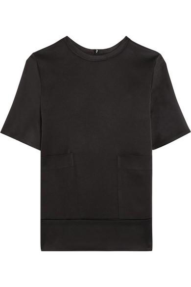 Ruppert satin T-shirt