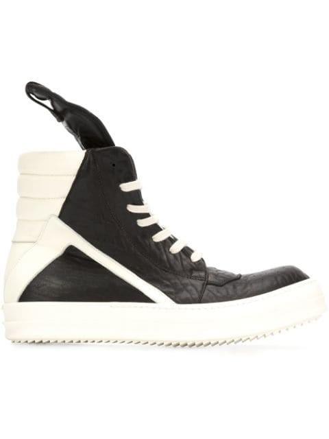 'Geo Basket' hi-top sneakers