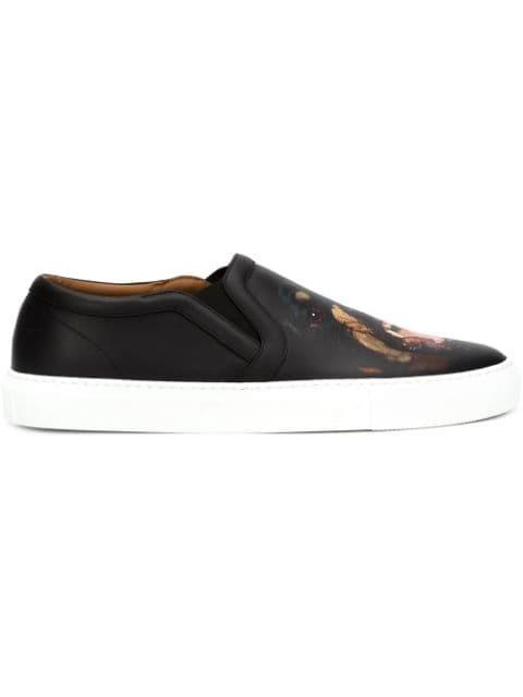 rottweiler print sneakers