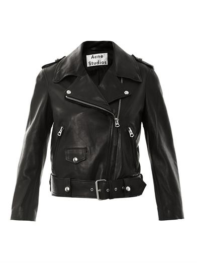 Mape leather jacket